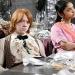 Actriz de la saga Harry Potter es amenazada por familiares