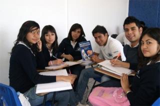 Alumnos del INLUSA