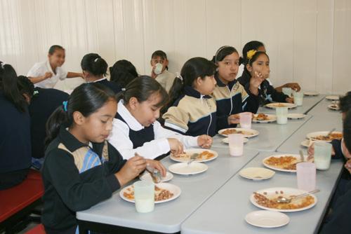Inauguran Cocina Escolar De La Comunidad La Palma En