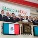 'Tercer día de México' es celebrado en la Bolsa de Nueva York