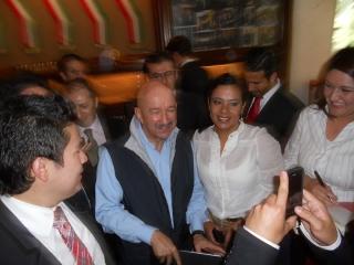 Carlos Salinas de Gortari y Alcar Aponte