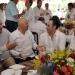 Coinciden Carlos Salinas, Gil Zuarth y gobernadores en cumpleaños del ministro Sergio Valls