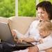 Mamás, cada vez más conectadas a Internet