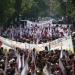 Sindicatos griegos protesta por plan de austeridad del gobierno