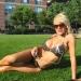 Recargar tus dispositivos electrónicos portátiles con el nuevo 'Bikini Solar'