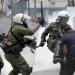Plan de austeridad propicia más enfrentamientos en Atenas