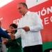 Gobernador de Querétaro inicia entrega de becas del programa 'SOLUCIONES para tu Educación'