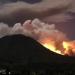 Erupción volcánica provoca evacuaciones en Indonesia