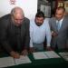Signa la UABJO convenio con el Congreso del Estado