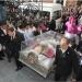 Reliquias de Juan Pablo II arriban a Puebla