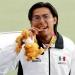Medalla de Oro en salto de longitud para México