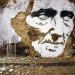 Increíble arte urbano labrado en las paredes: la obra de Alexandre `Vhils´ Farto