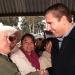 Entrega Gobernador de Puebla apoyos a campesinos afectados por las heladas