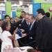Anuncia Calderón crecimiento en compras del gobierno a Pymes