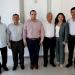 Se reúne Roberto Borge con líder nacional de la CROC