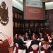 Gobernador José Calzada toma protesta a la nueva Mesa Directiva de Notarios