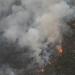Se dificulta combate de incendio en Durango