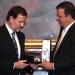 Declara Ebrard huésped distinguido a Mariano Rajoy