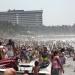 Reportan 100% de ocupación en Acapulco