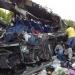 Identifican a 37 víctimas de choque en Veracruz