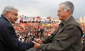 Manuel Barlett. De artífice del fraude electoral a paladín de la democracia.