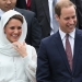 Kate y William...enfadados y tristes