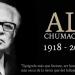 Alí Chumacero...' un hombre que merecía ser eterno '