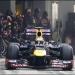 Domina Vettel la F1