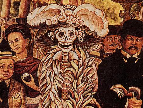 muralismo mexicano diego rivera: