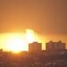 Tel Aviv...cae cohete disparado desde Gaza