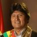 Evo...' el hermano Chávez en fisioterapia '