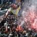Corinthians...analizan expulsión de Copa Libertadores