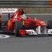 Fernando Alonso...el más rapido en Barcelona