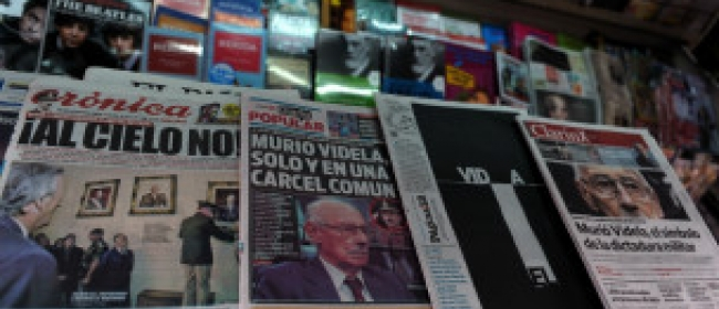 Videla...se llev los secretos del ' Plan Condor '