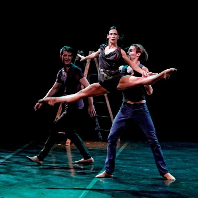 Bellas artes intensa actividad danc stica en julio for Sala 2 conjunto de artes escenicas