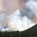 California...cientos de evacuados por intenso incendio