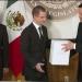 Osorio Chong...entregó Primer Informe de EPN