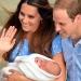 George...será bautizado el 23 de octubre