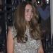 Kate Middleton...reaparece con elegancia