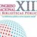 XIII Congreso de Bibliotecas Públicas