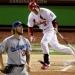 Cardenales...' vuelan ' a la Serie Mundial vencen a Dodgers 9-0