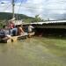 Inundaciones...cinco mil millones de pesos a damnificados