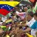 Venezuela...miles protestan contra ley habilitante