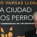 La Ciudad y los Perros...se estrenó en el teatro Julio Castillo