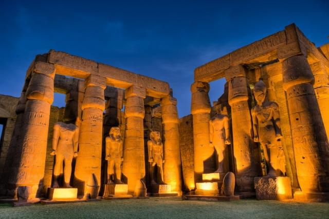 Egipto los directores de todas las obras del fara n for Arquitectos y sus obras
