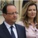 Hollande...confirmó separación de Valerie Trierweiler