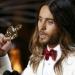 Jared Leto...dedicó Oscar a soñadores de Venezuela y Ucrania