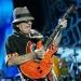 Santana...tocará en la clausura del mundial Brasil 2014
