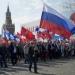 Plaza Roja de Moscú...miles marchan por el Día del Trabajo