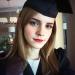 Emma Watson...se graduó en literatura en la Universidad de Brown
